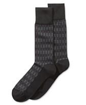 e2f2091044 Perry Ellis Men s Textured Striped Dress Socks