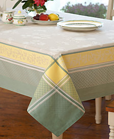 Villeroy & Boch Fleurence Jacquard Table Linen Collection