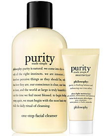 philosophy 2-Pc. Purity Made Simple Set