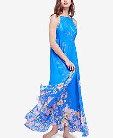 Free People Embrace It Floral-Print Maxi Dress