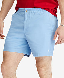 "Polo Ralph Lauren Men's Big & Tall  8"" Classic Fit Prepster Shorts"