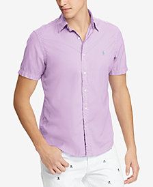 Polo Ralph Lauren Men's Classic Fit Twill Shirt