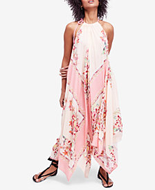 Free People Mind's Eye Printed Maxi Dress
