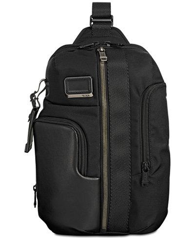 Tumi Men's Alpha Bravo Smith Messenger Bag