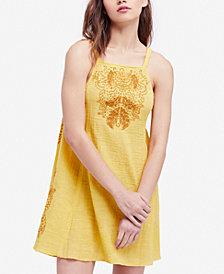 Free People Tulum Cotton Slip Dress