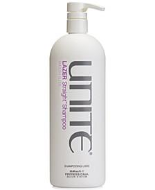 LAZER Straight Shampoo, 33.8-oz., from PUREBEAUTY Salon & Spa