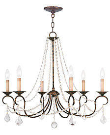 Livex Pennington 6-Light Chandelier