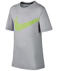 Nike Dry Graphic-Print T-Shirt, Big Boys