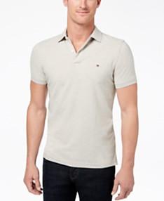 698f23c3 Tommy Hilfiger Mens Polos & T-Shirts - Mens Apparel - Macy's