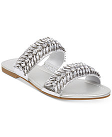 G by GUESS Luxeen Flat Sandals