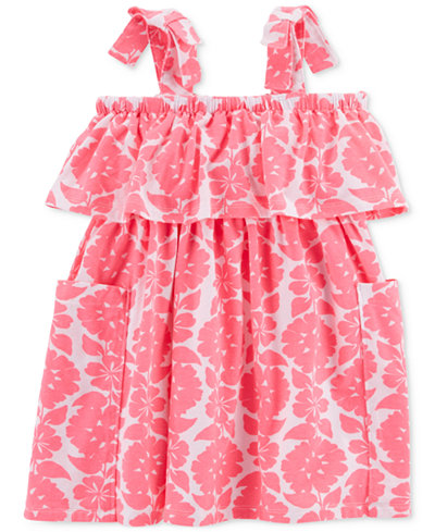 Carter's Floral-Print Sundress, Toddler Girls