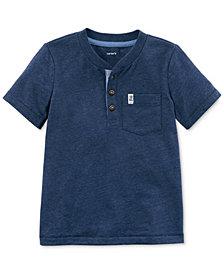 Carter's Henley T-Shirt, Little Boys
