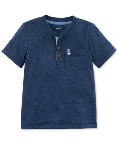 Carter's Henley T-Shirt, Toddler Boys