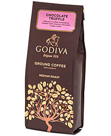 Godiva Chocolate Truffle Ground Coffee