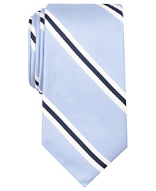 Nautica Men's McKay Stripe Silk Tie