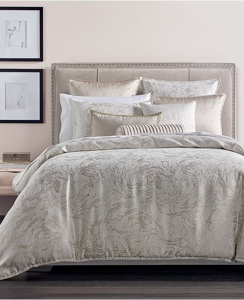 Hotel Collection Marble Duvet Covers, Created for Macy's