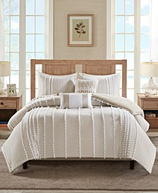 Anslee King 3-Pc. Comforter Set