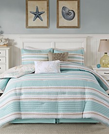 Ocean Reef Bedding Collection