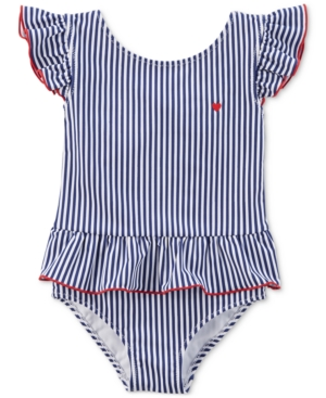 Carter's Striped Swimsuit,...