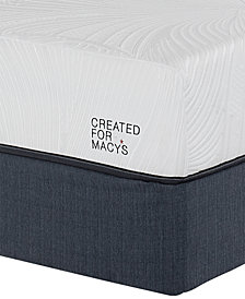"Macybed Lux Barton 10"" Cushion Firm Memory Foam Mattress Collection, Created for Macy's"