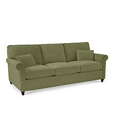"Lidia 82"" Fabric Sofa - Custom Colors, Created for Macy's"