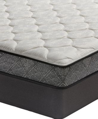 """MacyBed by  Classic 7.5"""" Plush Mattress Set - Twin, Created for Macy's"""