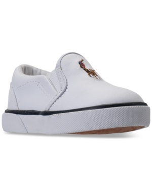 Polo Ralph Lauren Toddler Boys Bal Harbour Ii Casual Sneakers from Finish Line