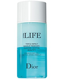 Hydra Life Triple Impact Makeup Remover, 4.25 oz.