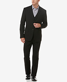 Perry Ellis Men's Suit Separates, EDV Slim Fit Blazer Vest and Pants