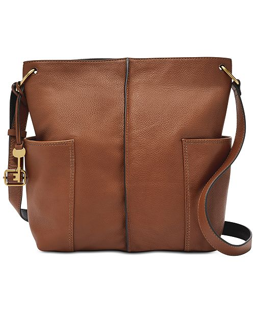 Product Details The Fossil Lane North South Crossbody