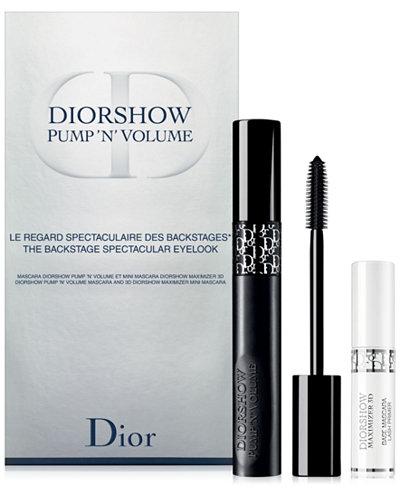 Dior 2-Pc. Diorshow Pump 'N' Volume Mascara Set