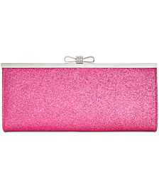 I.N.C. Carolyn Glitter Clutch, Created for Macy's
