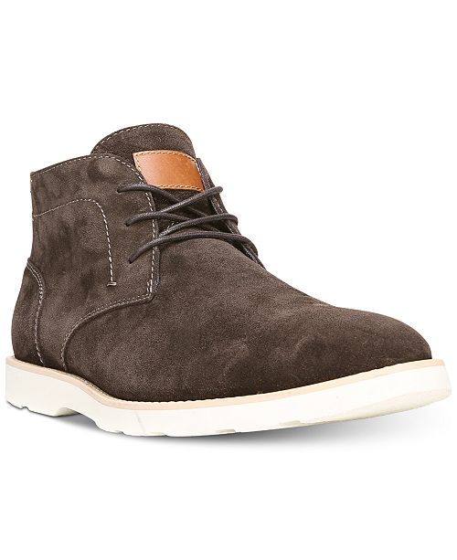 Dr. Scholl's Men's Freewill Leather Chukka Boots Men's Shoes FVsgEaB