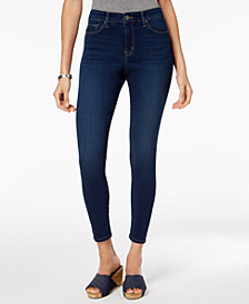 Style & Co Petite High-Rise Ultra-Skinny Jeans, Created for Macy's
