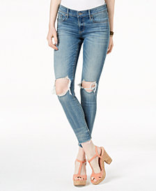 Lucky Brand Ava Ripped Jeggings