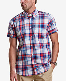 Barbour Men's Gerald Plaid Shirt