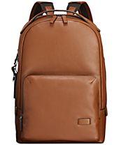 Tumi Men's Harrison Webster Leather Backpack