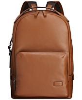 Tumi Men s Harrison Webster Leather Backpack 6dfe51a3c7d98