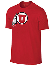 New Agenda Men's Utah Utes Big Logo T-Shirt