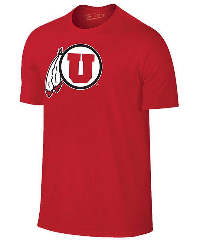 New Agenda Men's Utah Utes Big Logo T-Shirt