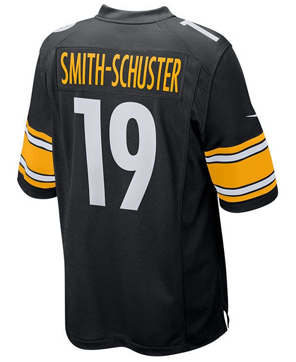 Nike Men's Juju Smith-Schuster Pittsburgh Steelers Game Jersey