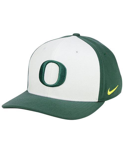 15789f229c7 Nike Oregon Ducks Col Dri-Fit Wool Cap - Sports Fan Shop By Lids ...