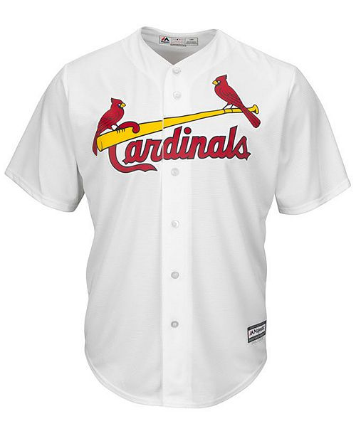 the latest 9ead7 103c7 Men's Marcell Ozuna St. Louis Cardinals Player Replica Cool Base Jersey