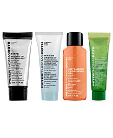 Receive a FREE 4-Pc. Best Sellers Gift with any $75 Peter Thomas Roth purchase! (a $32 value!)