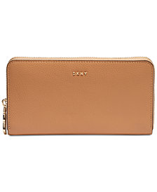 DKNY Chelsea Zip-Around Wallet, Created for Macy's