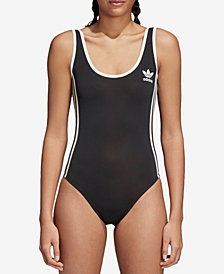 adidas Originals adicolor Scoop-Back Sleeveless Bodysuit