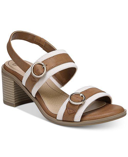 Dr. Scholl's Stylar Dress Sandals Women's Shoes qcbXSu