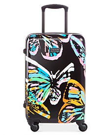 "Vera Bradley 22"" Hardside Small Spinner Suitcase"
