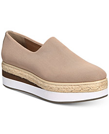 DKNY Lior Platform Espadrilles, Created for Macy's