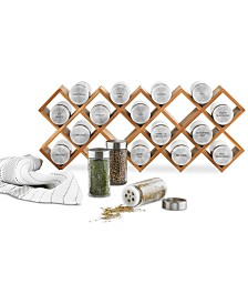 Martha Stewart Collection Spice Rack, Created for Macy's